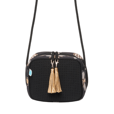 Bees Knees Neoprene Crossbody Bag