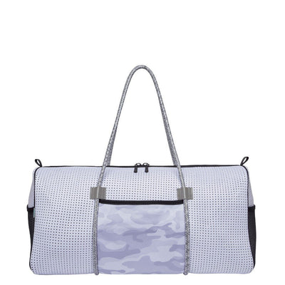 Arma chuchka neoprene sports bag in white