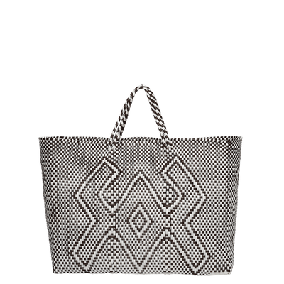 Carmen Mexican Woven Beach Bag (Waterproof)