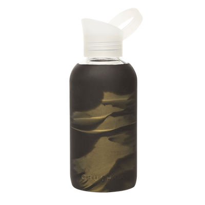 Luxe Glass Water Bottle (Ultra Light)