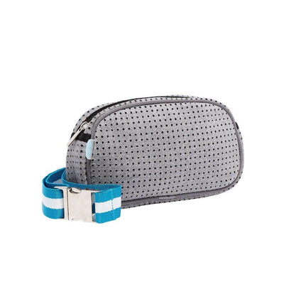 Allie Neoprene Bum Bag (Grey)