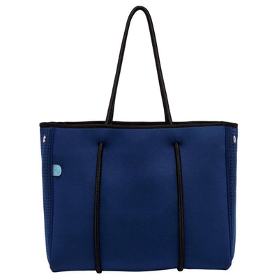 Joanna Mini Tote (Navy) | $109 USD | CHUCHKA