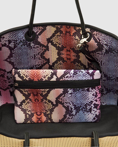 Kandi Neoprene Tote Bag (Reversible)