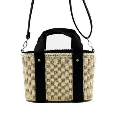 Kappa Small Woven Bag - $89 USD | CHUCHKA