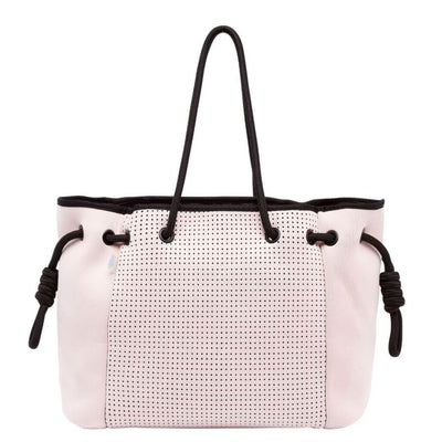 Ragan Pink Neoprene Bag (Large) - $109 | CHUCHKA