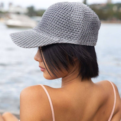 Summa Ladies Cap - Silver