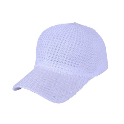 Summa Ladies Cap (White) $49.00 | CHUCHKA