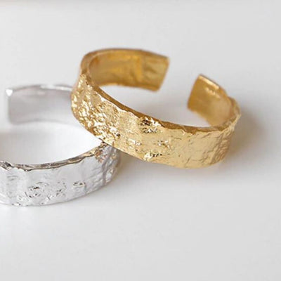 Crush Ring - Medium (Gold) - Chuchka Jewelry