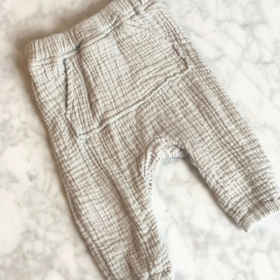 Kids Crinkle Pants