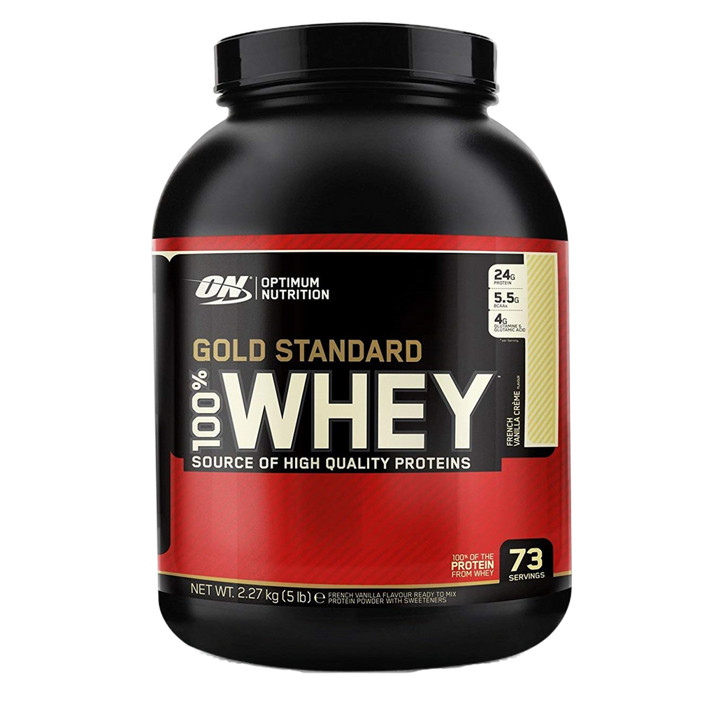 ON 100% WHEY GOLD STANDARD 5LB FRENCH VAINILLA CREME