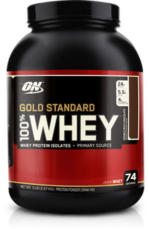 ON 100% WHEY GOLD STANDARD 5LB COOKIES & CREAM