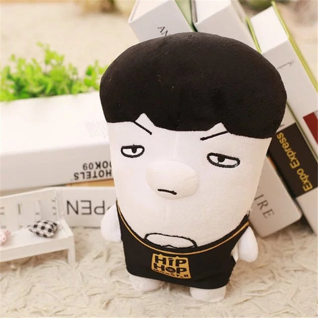1pc Youpop KPOP Korean Fashion BTS Bangtan Boys plush doll cute cartoon toy boyfriend plush toy best valentines gifts