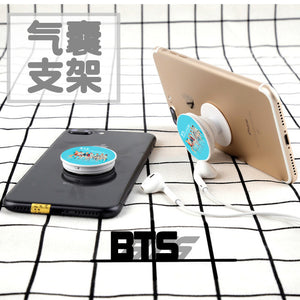 [MYKPOP]BTS 360 Degree Rotate Mobile Phone Desk Holder for all Smart Phones LOVE YOURSELF F/L KPOP Collection SA18090114