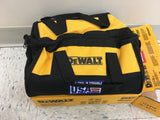 DEWALT 20-Volt MAX Lithium-Ion Cordless 1/4 in. Impact Driver with (1) 20-Volt Battery 1.3Ah, Charger and Tool Bag
