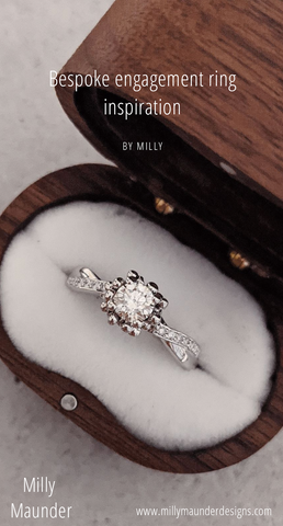 Milly Maunder Designs - engagement rings