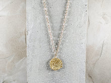Load image into Gallery viewer, PRE ORDER Selene Pendant | 18k Gold Plated
