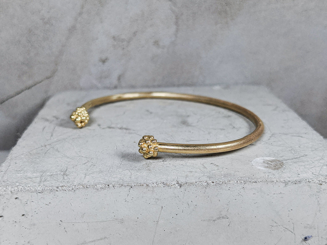 Duo Cuff | 18k Gold Plated