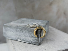 Load image into Gallery viewer, Forged Granulation Cuff | Gold Plated - Milly Maunder Designs