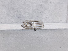 Load image into Gallery viewer, Stacking Ring | Sterling Silver
