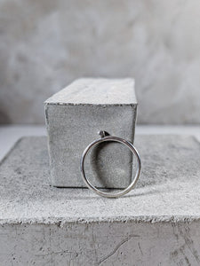 Stacking Ring | Sterling Silver