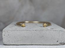 Load image into Gallery viewer, Duo Cuff | 18k Gold Plated