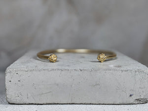 Duo Cuff | 18k Gold Plated - Milly Maunder Designs