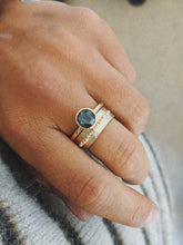 Load image into Gallery viewer, The Granulation 'Strata' Ring - Milly Maunder Designs