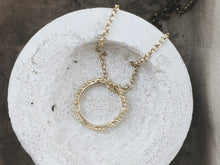 Load image into Gallery viewer, Halo Pendant | Gold - Milly Maunder Designs