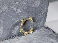 Load image into Gallery viewer, Bubble Cuff | Gold