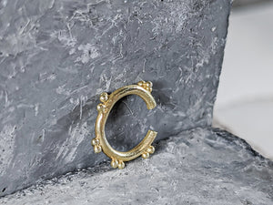 Bubble Cuff | Gold - Milly Maunder Designs