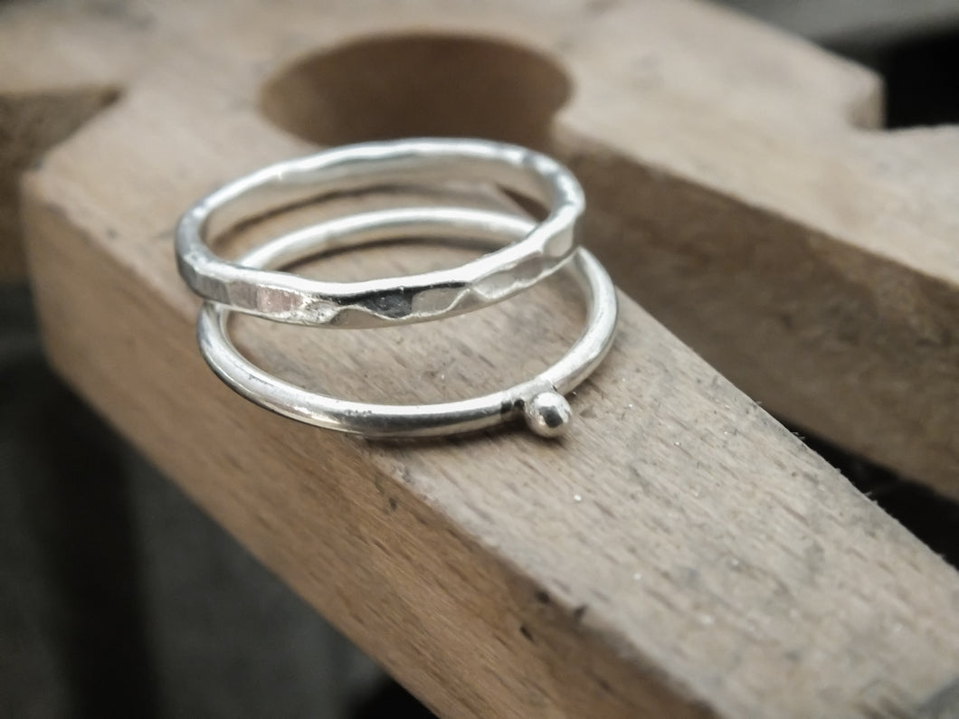 Stacking ring Course 21st April 2020