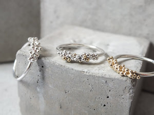 Bubble ring | Mixed metals