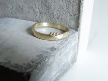 Load image into Gallery viewer, 2.3 Trio Forged Wedding Band
