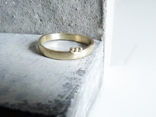 Load image into Gallery viewer, 2.3 Trio Forged Wedding Band - Milly Maunder Designs