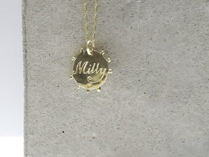 'Granny' Disc - Milly Maunder Designs