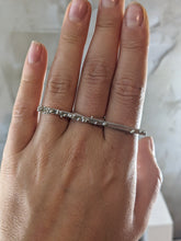 Load image into Gallery viewer, Straight to the Point ring | Silver - Milly Maunder Designs