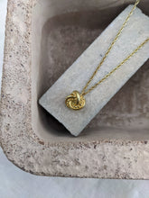Load image into Gallery viewer, Nodo Knot Pendant | 18K Gold Plate - Milly Maunder Designs