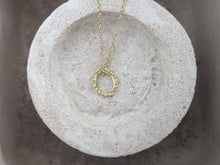 Load image into Gallery viewer, Mini Halo Pendant | 18k Gold Plated - Milly Maunder Designs