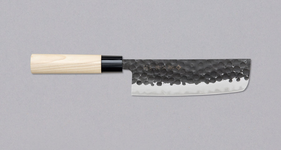 Tojiro Nakiri DP Hammered 165 mm