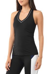 V-Neck Workout Tank
