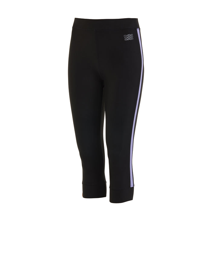 Cropped Athlete Leggings