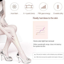 IPL Laser Hair Removal Acne Treatment Skin Rejuvenation Device