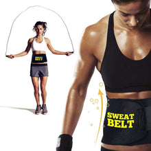 Load image into Gallery viewer, Sweat Belt - Ultimate Waist Trimmer One Size Fits All