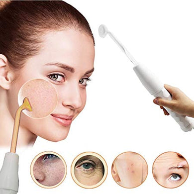 4 In 1 High Frequency Portable Electrode Wand For Skin Tightening