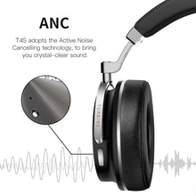 Load image into Gallery viewer, Bluedio T4S 24 Bit Audio Resolution Wireless Bluetooth Headphones