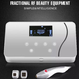 Intelligent Fractional RF Wrinkle Removal & Skin Tightening Machine