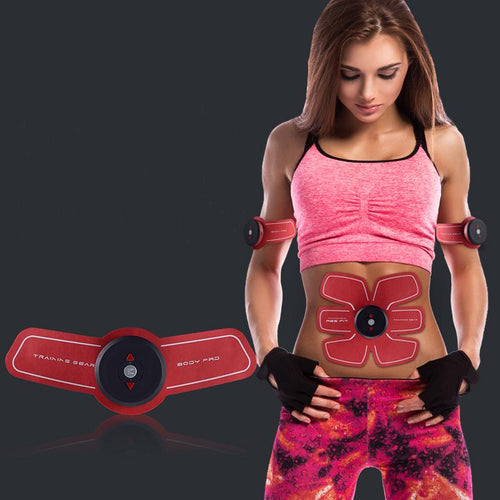 EMS Abs & Body Muscle Deluxe Fitness Training Gear