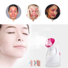 Deep Cleansing Facial Steamer - Nano Ion Technology