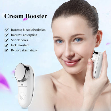 Sonic Facial Massage Device with Ionic Infusion SPA Beauty Instrument