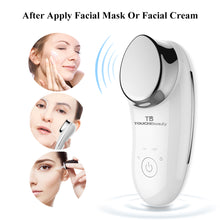 Load image into Gallery viewer, Sonic Facial Massage Device with Ionic Infusion SPA Beauty Instrument